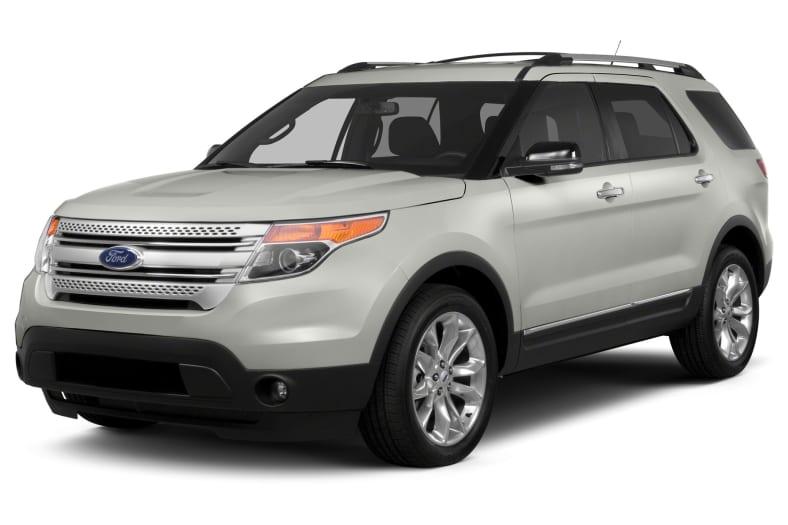 2014 Ford Explorer Information