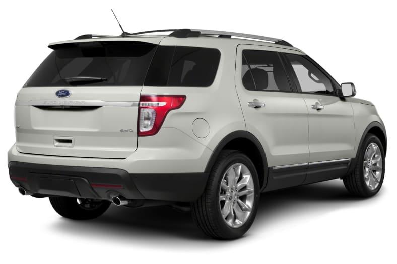 2014 Ford Explorer Xlt 4dr 4x4 Pictures