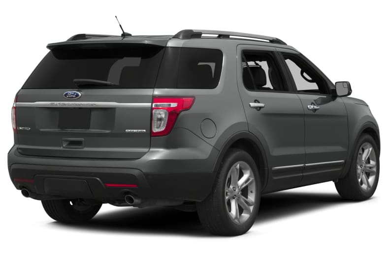 2014 Ford Explorer Limited 4dr Front Wheel Drive Pictures