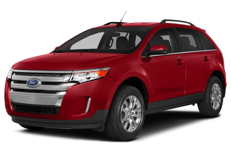 2014 Ford Edge Exterior Photo