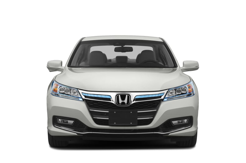 2014 Honda Accord Plug In Hybrid Exterior Photo