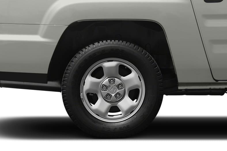 2014 Honda Ridgeline Exterior Photo