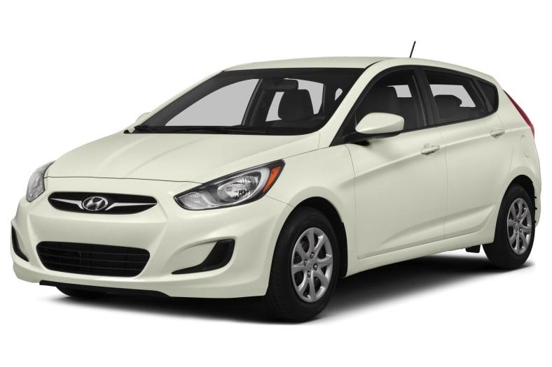 2014 Hyundai Accent Exterior Photo