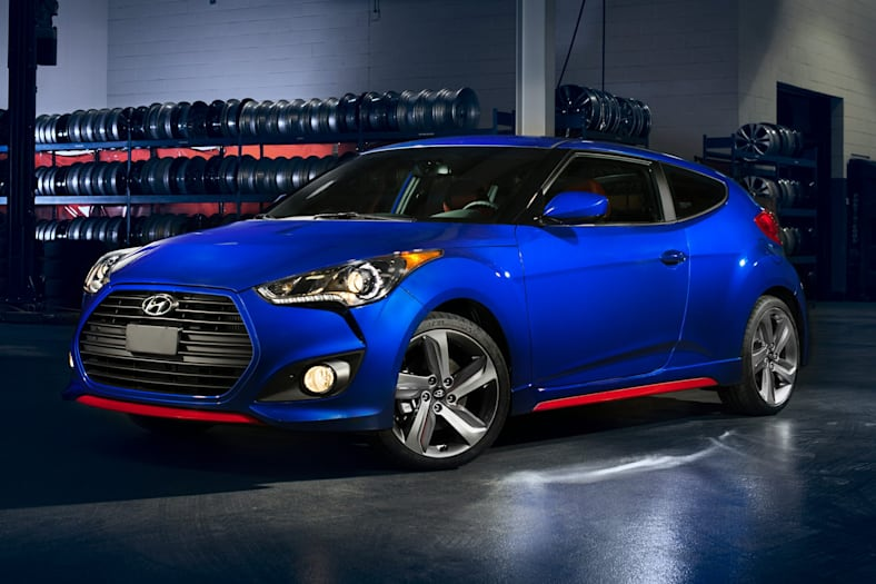 2015 Hyundai Veloster Turbo R-Spec 3dr Hatchback Pricing and Options