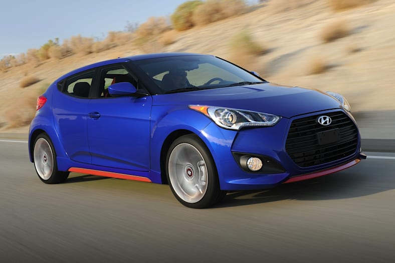 2015 Hyundai Veloster Turbo R-Spec 3dr Hatchback Specs and Prices