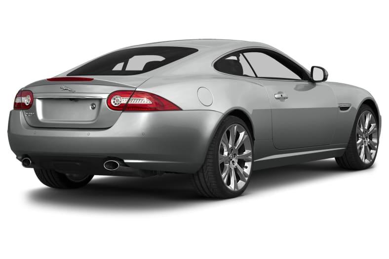 2014 Jaguar XK Exterior Photo