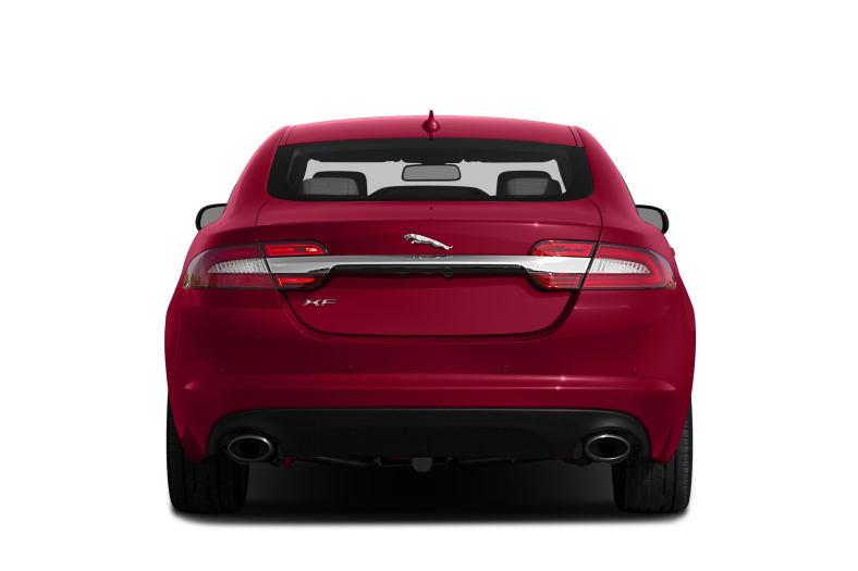 2014 Jaguar XF Exterior Photo