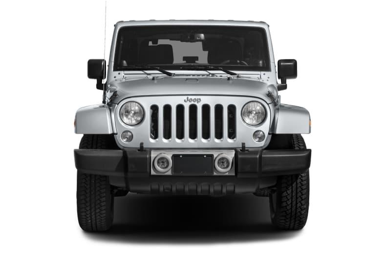2014 Jeep Wrangler Exterior Photo