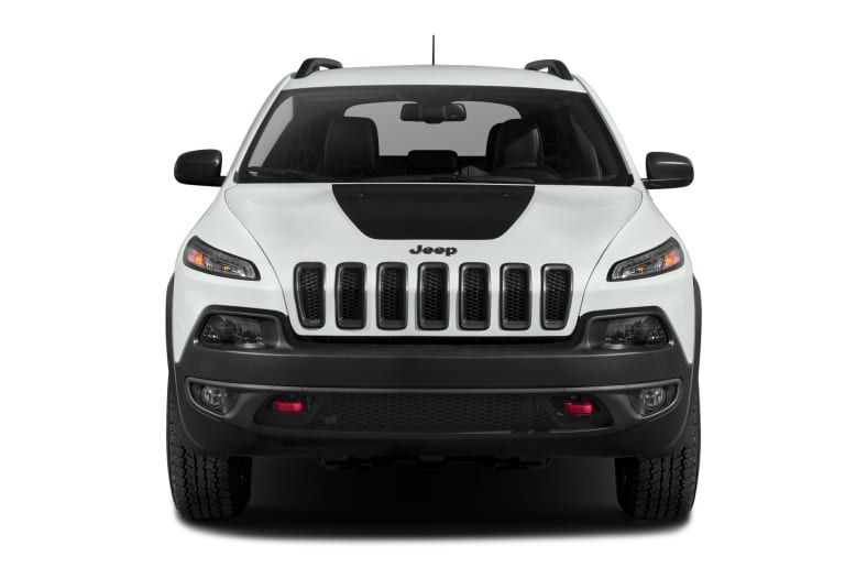 Jeep Cherokee White And Black >> 2017 Jeep Cherokee Trailhawk 4dr 4x4 Pricing And Options