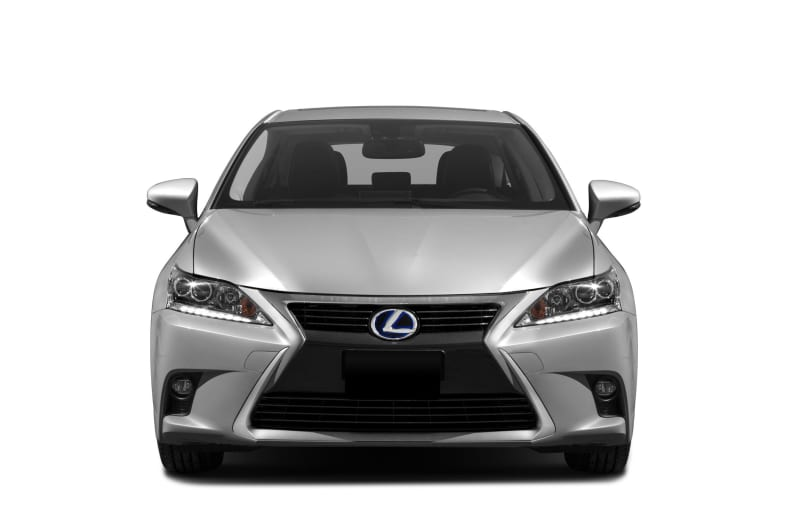 2014 Lexus CT 200h Exterior Photo