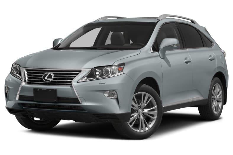 2014 RX 350