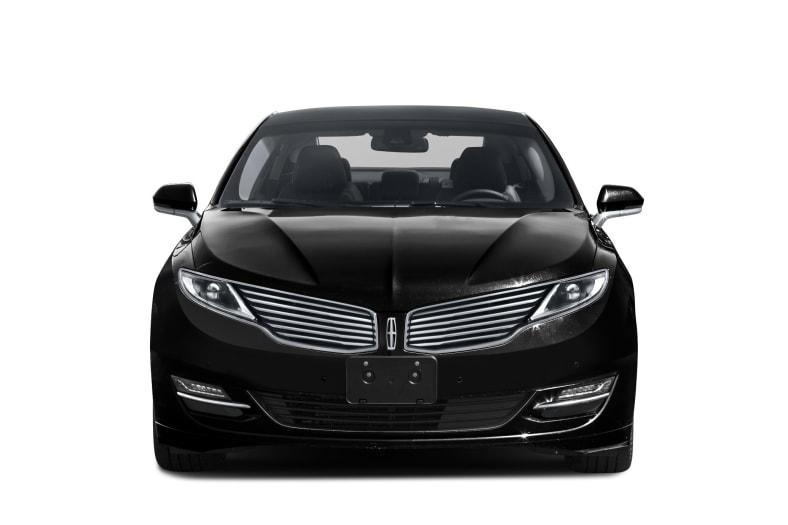 2016 Lincoln Mkz Hybrid Exterior Photo