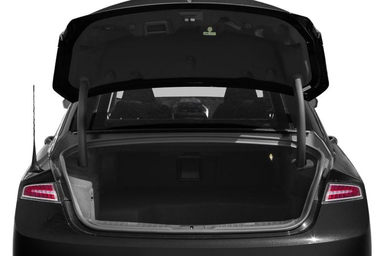 2015 Lincoln MKZ Hybrid Exterior Photo