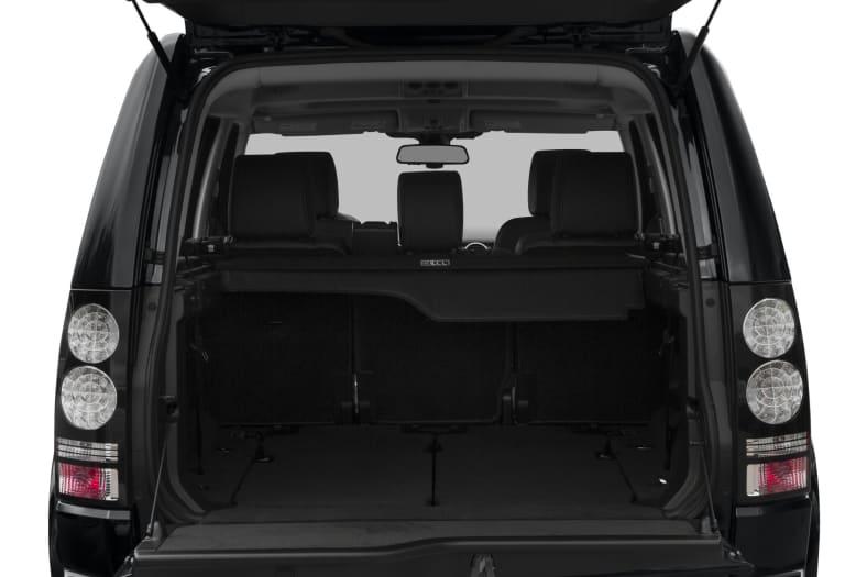 2014 Land Rover LR4 Exterior Photo