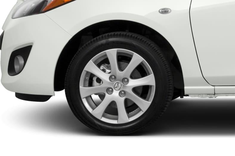 2014 Mazda Mazda2 Exterior Photo