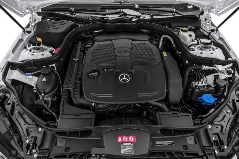 2014 Mercedes-Benz E-Class Exterior Photo
