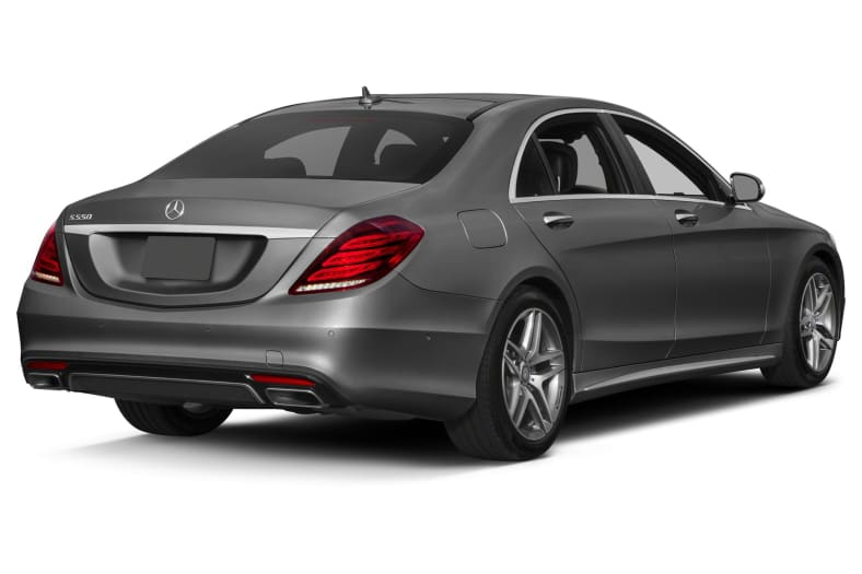 2014 Mercedes-Benz S-Class Exterior Photo