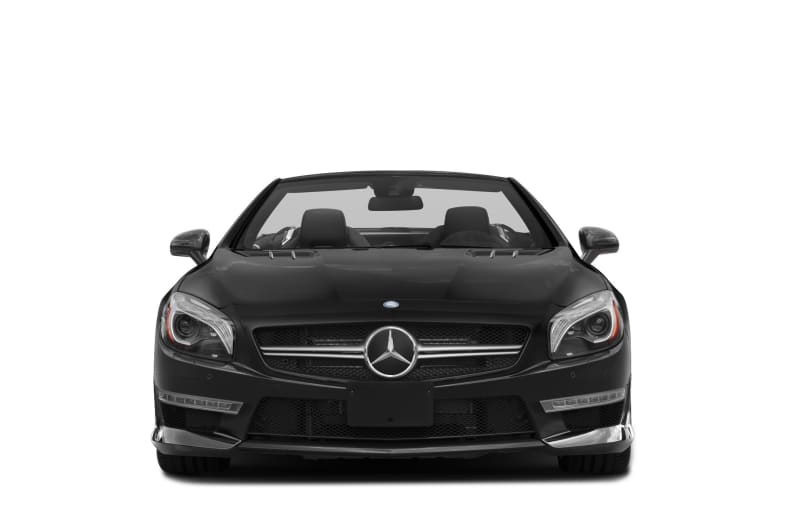 2016 Mercedes-Benz AMG SL Exterior Photo