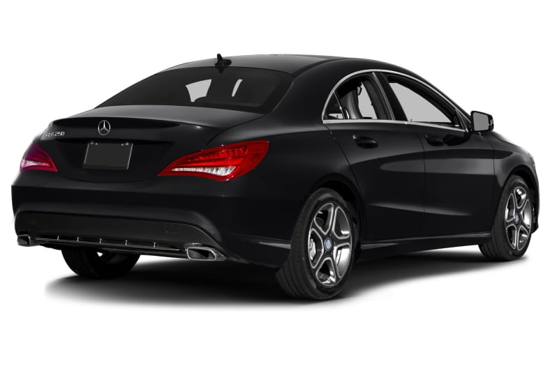 2015 Mercedes-Benz CLA-Class Exterior Photo