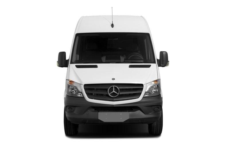 2014 mercedes benz sprinter class high roof sprinter 2500 for Mercedes benz sprinter extended cargo van