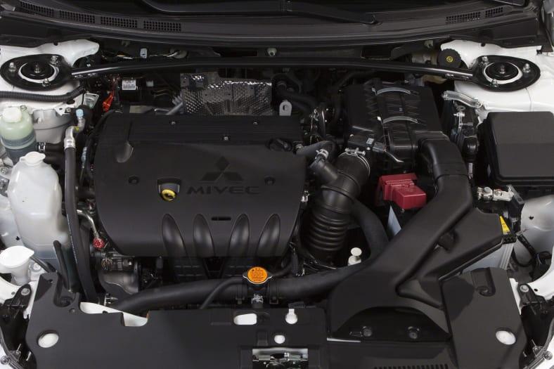 2014 Mitsubishi Lancer Exterior Photo