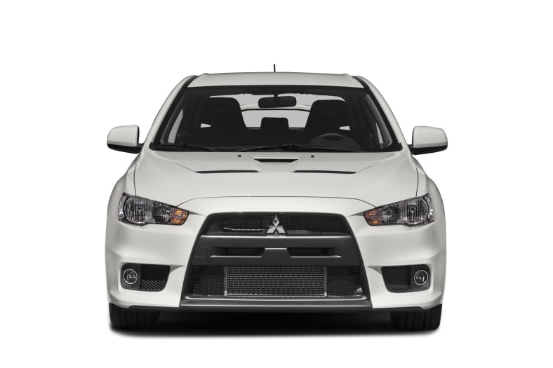 2014 Mitsubishi Lancer Evolution GSR 4dr Sedan Specs and Prices