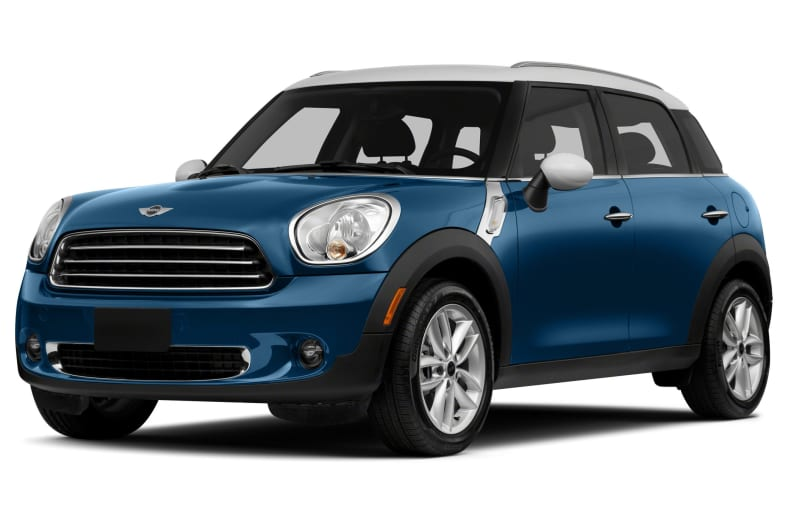 2014 MINI Countryman Exterior Photo