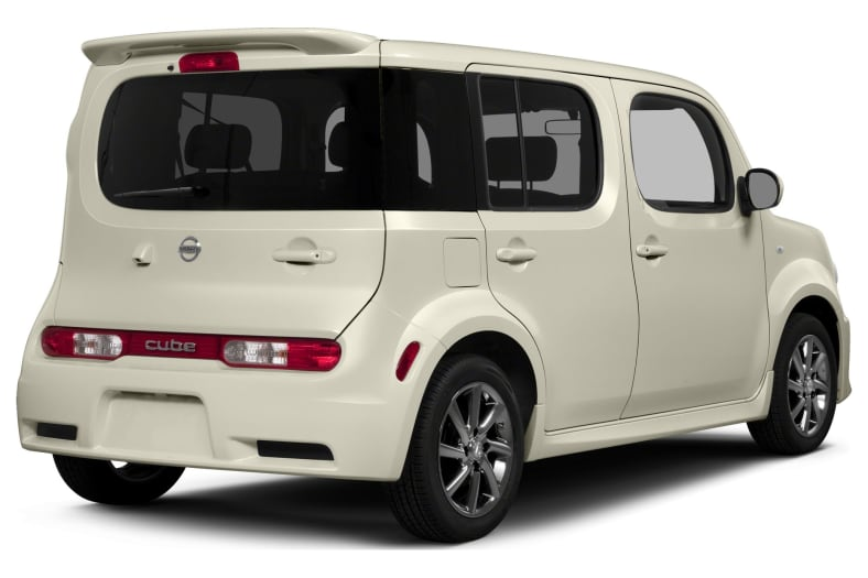 2014 Nissan Cube Exterior Photo