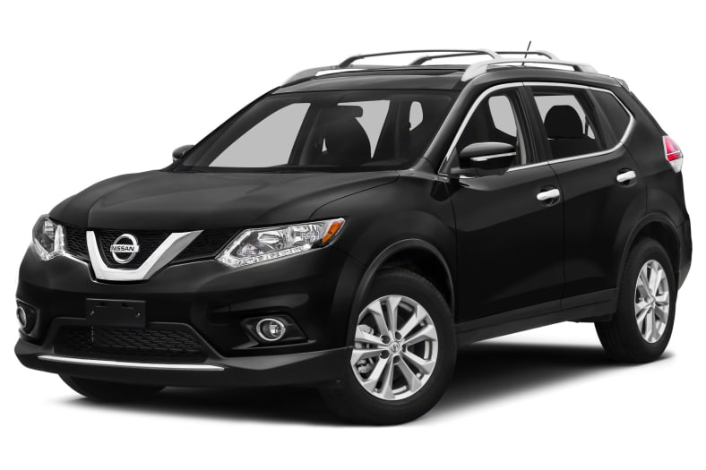 2014 Nissan Rogue SL 4dr All-wheel Drive Pictures | Autoblog