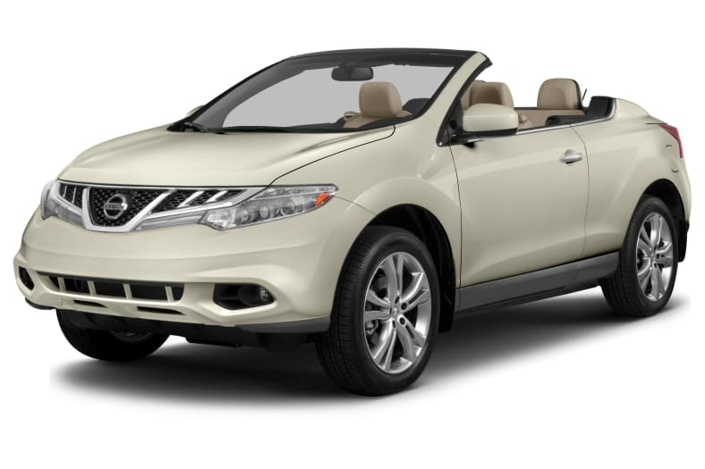 2014 nissan murano crosscabriolet information. Black Bedroom Furniture Sets. Home Design Ideas