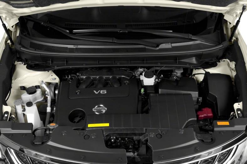 2014 Nissan Murano CrossCabriolet Exterior Photo