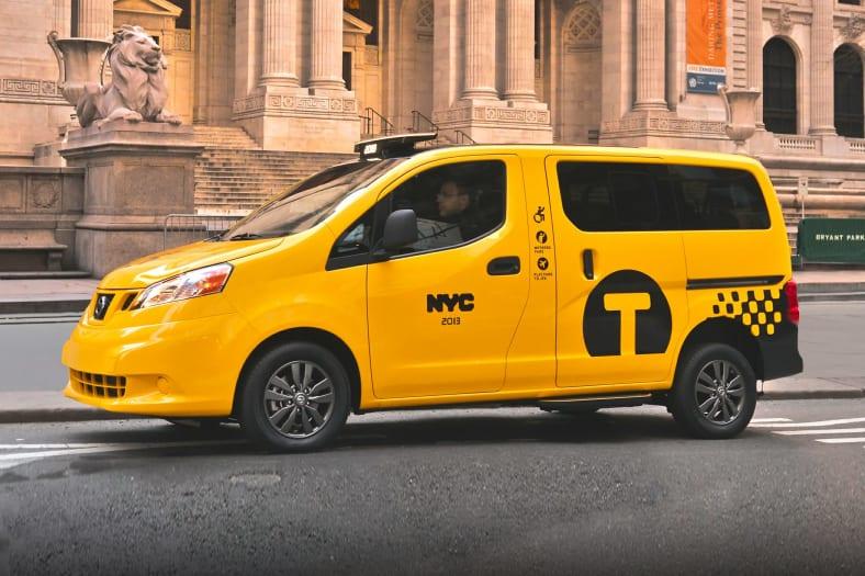 2017 NV200 Taxi