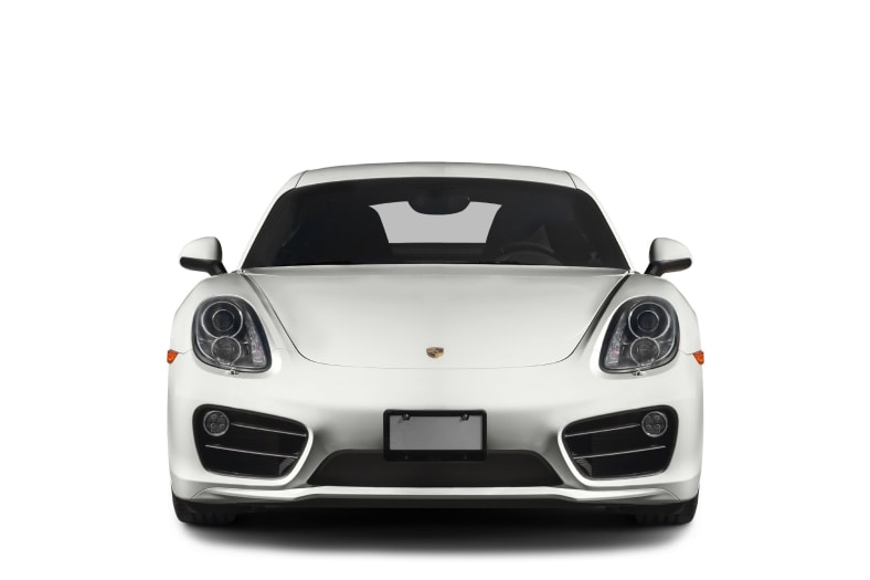 2014 Porsche Cayman Exterior Photo