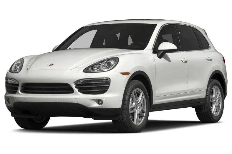2014 Porsche Cayenne Information