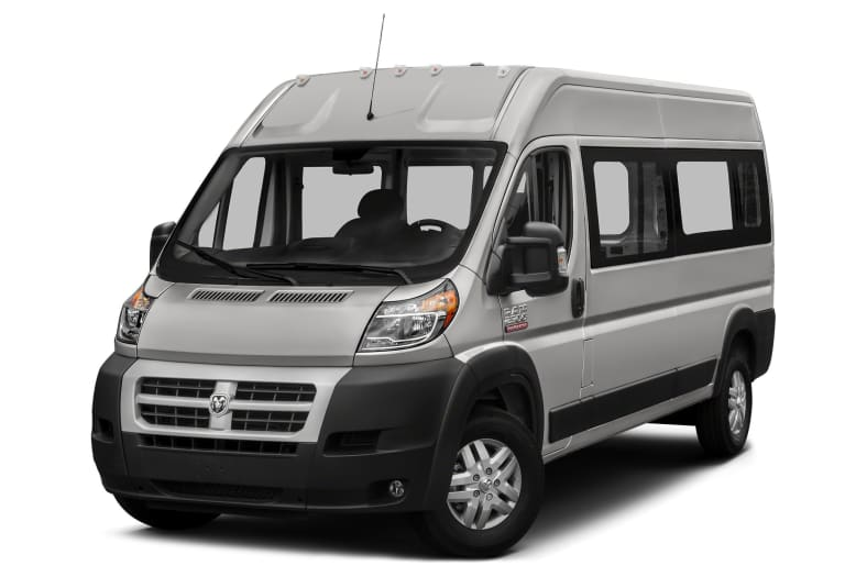 2017 ProMaster 2500 Window Van