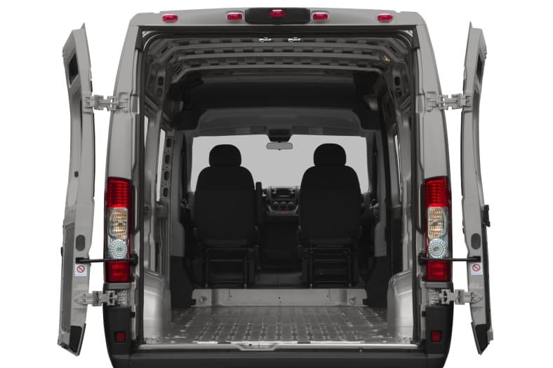 2018 RAM ProMaster 2500 Window Van Exterior Photo