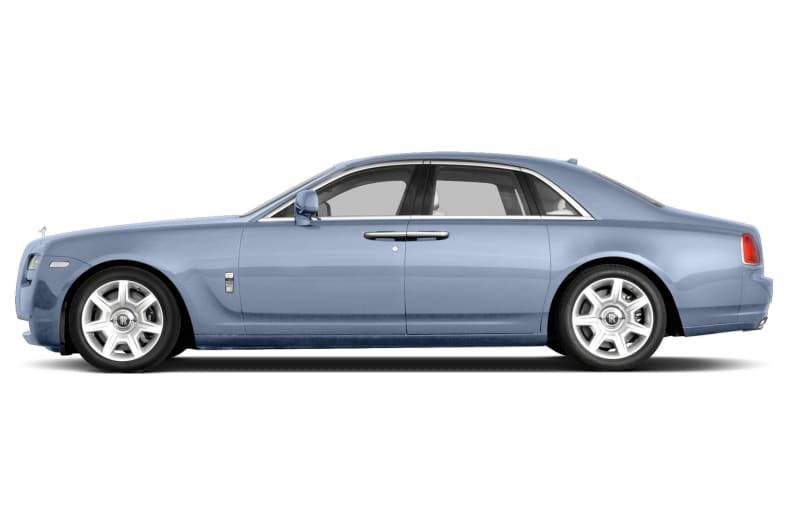 2014 Rolls-Royce Ghost Exterior Photo