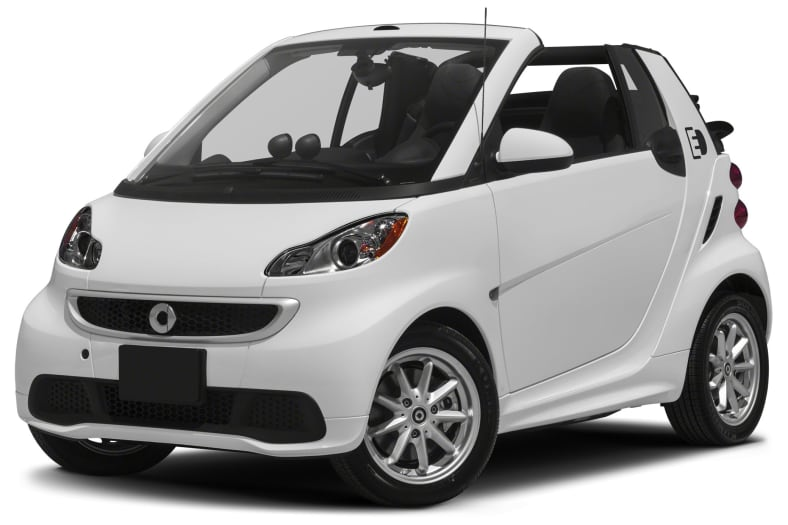2015 fortwo electric drive