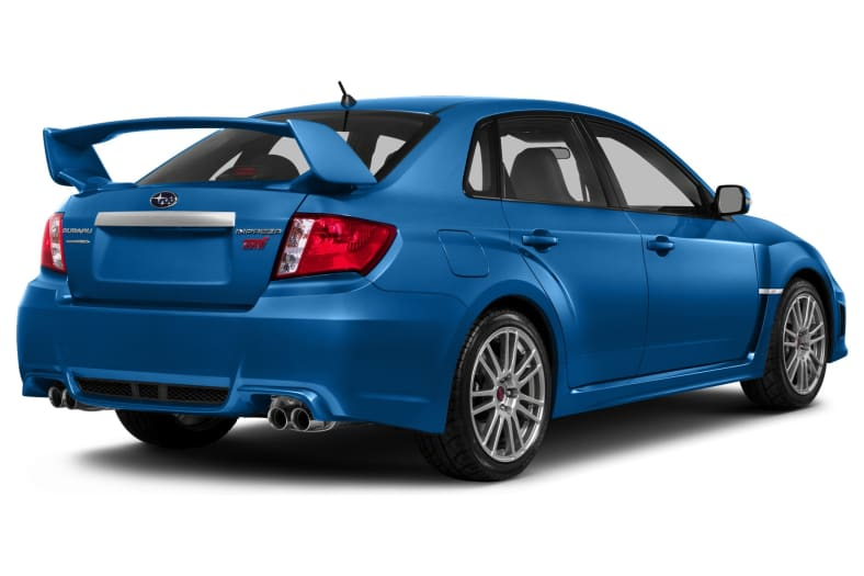2014 Subaru Impreza Wrx Sti >> 2014 Subaru Impreza Wrx Sti 4dr All Wheel Drive Sedan Safety Features