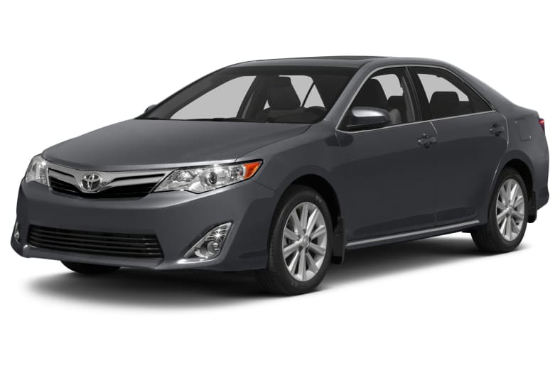 2014 Toyota Camry Information