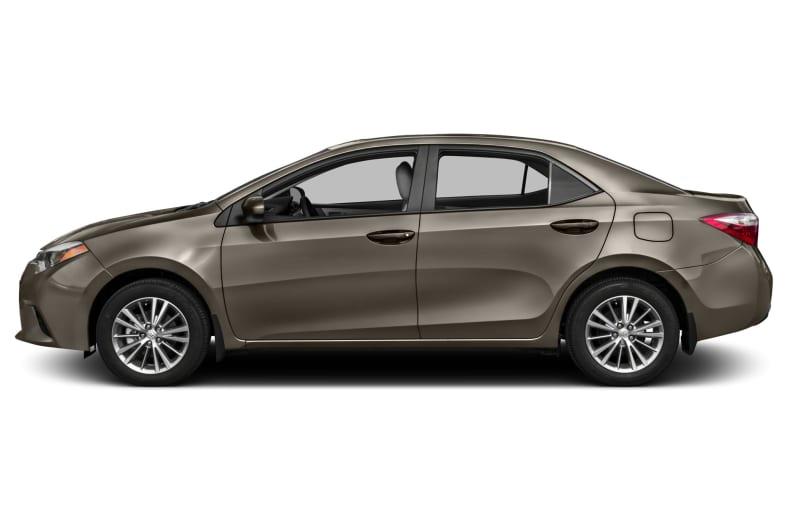 2015 Toyota Corolla Information