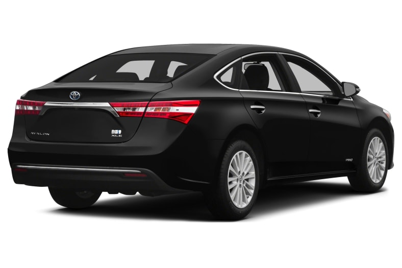 2015 Toyota Avalon Hybrid Exterior Photo