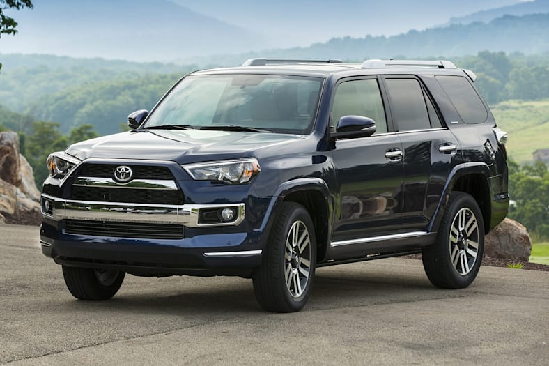 2019 Toyota 4runner Limited Nightshade 4dr 4x4 Pictures