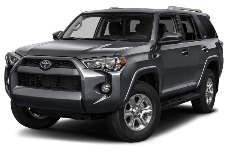 2015 Toyota 4Runner Information