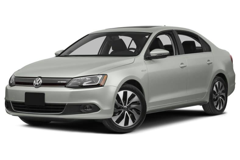2014 Volkswagen Jetta Hybrid Exterior Photo