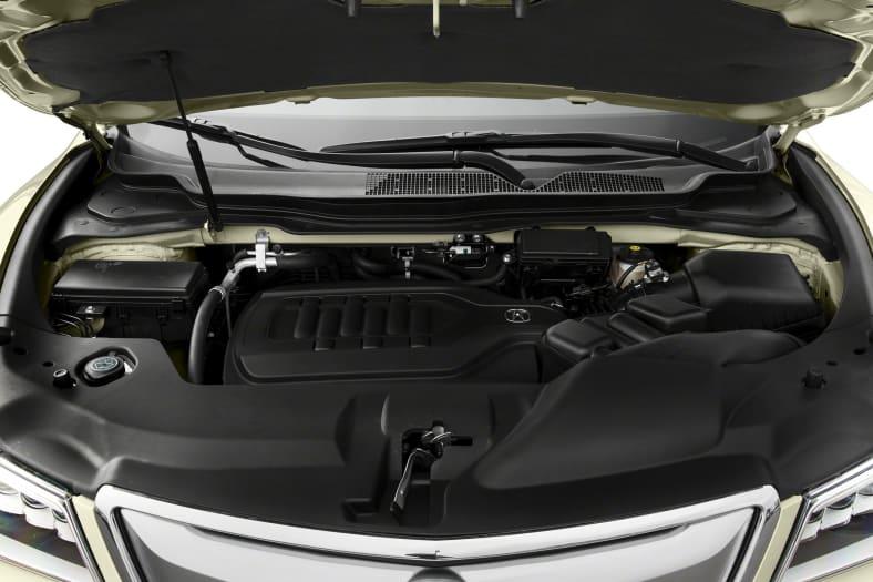 2015 Acura MDX Exterior Photo