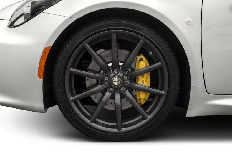 2015 Alfa Romeo 4C Spider Exterior Photo