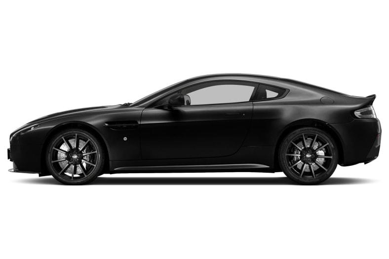 2016 Aston Martin V12 Vantage S Exterior Photo