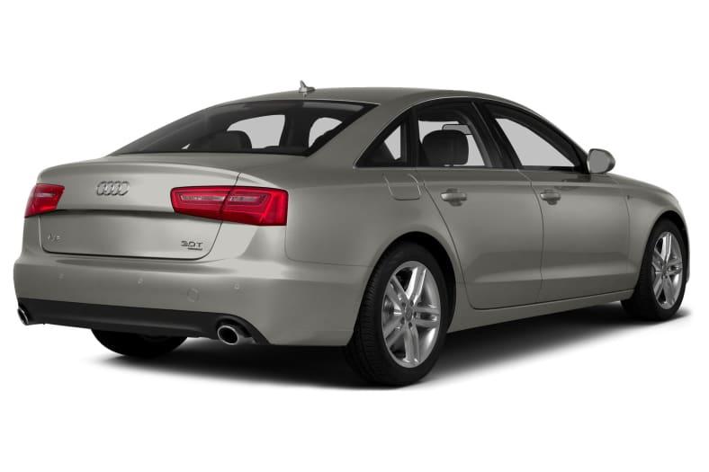 2015 Audi A6 Exterior Photo