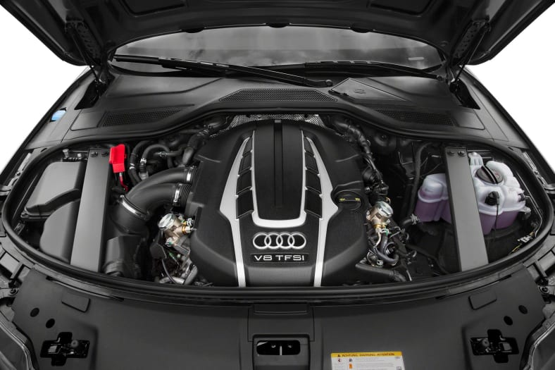 2016 Audi A8 Exterior Photo